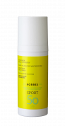 KORRES Sun Care CITRUS Active Sports Face Cream - Pleťový opalovací krém SPF50, 50 ml