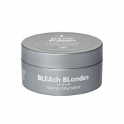 Lee Stafford Bleach Blondes Ice White pečující maska s modrým pigmentem, 200 ml