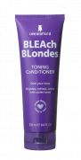Lee Stafford Bleach Blondes Purple Reign kondicionér s fialovým pigmentem, 250 ml