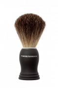 Tweezerman GEAR Deluxe Shaving Brush štětec na holení