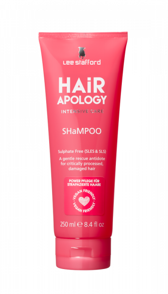 Lee Stafford Hair Apology šampon pro intenzivní péči, 250 ml