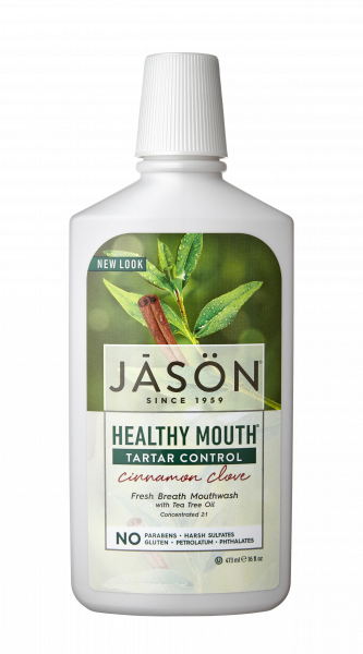 JASON Healthy mouth ústní voda, 473 ml