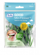 TePe GOOD Mini Flosser, 36 ks