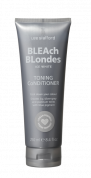 Lee Stafford Bleach Blondes Ice White kondicionér s modrým pigmentem, 250 ml