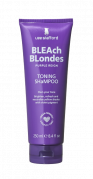 Lee Stafford Bleach Blondes Purple Reign šampon pro dokonale blond vlasy, 250 ml