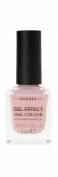 KORRES Gel-Effect Nail Colour - gelový lak na nehty, 05 Candy Pink, 11 ml