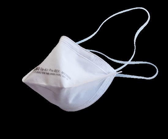 Medicom respirátor FFP2 NR D, velikost LARGE, bílý, hygienicky balený 1 ks