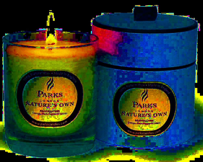 Parks Nature´s Own Rejuvenating Svíčka s osvěžující relaxační vůní, 235 g