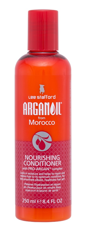 Lee Stafford Argan Oil Nourishing Conditioner, vyživující kondicionér s arganovým olejem, 250 ml