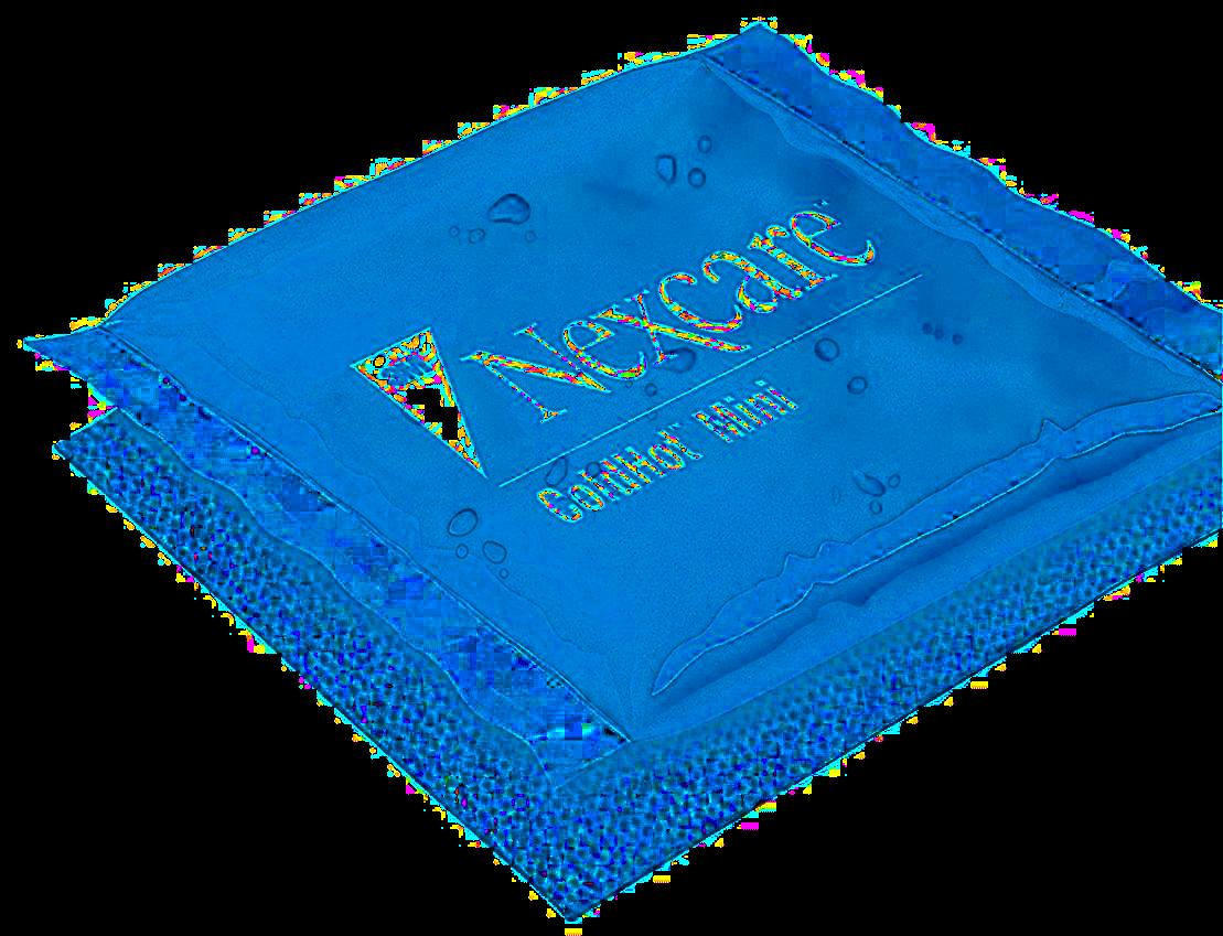 3M Nexcare ColdHot Mini gelový obklad 11 x 12 cm
