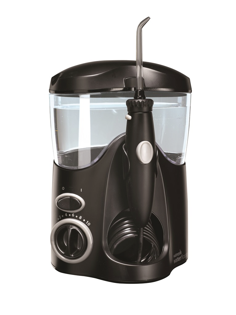 Waterpik Ultra WP112 Black ústní sprcha - prodloužení záruky o 1 rok zdarma