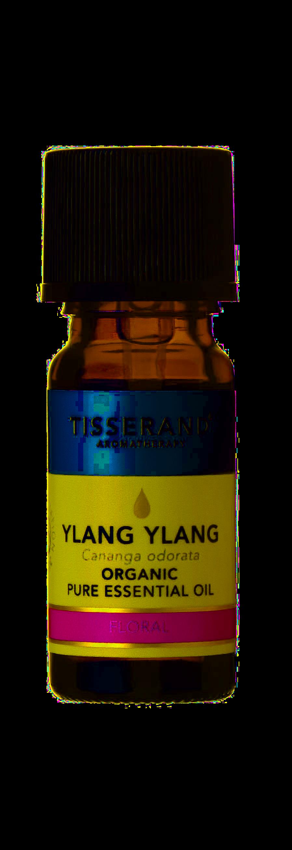 Tisserand Ylang Ylang Organic čistý esenciální olej, 9 ml