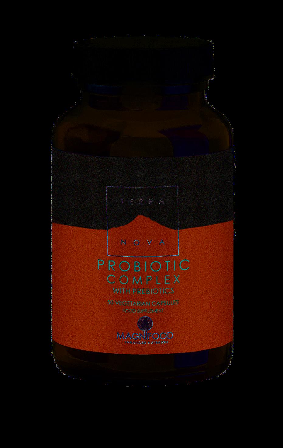 Terranova Probiotický komplex s prebiotiky