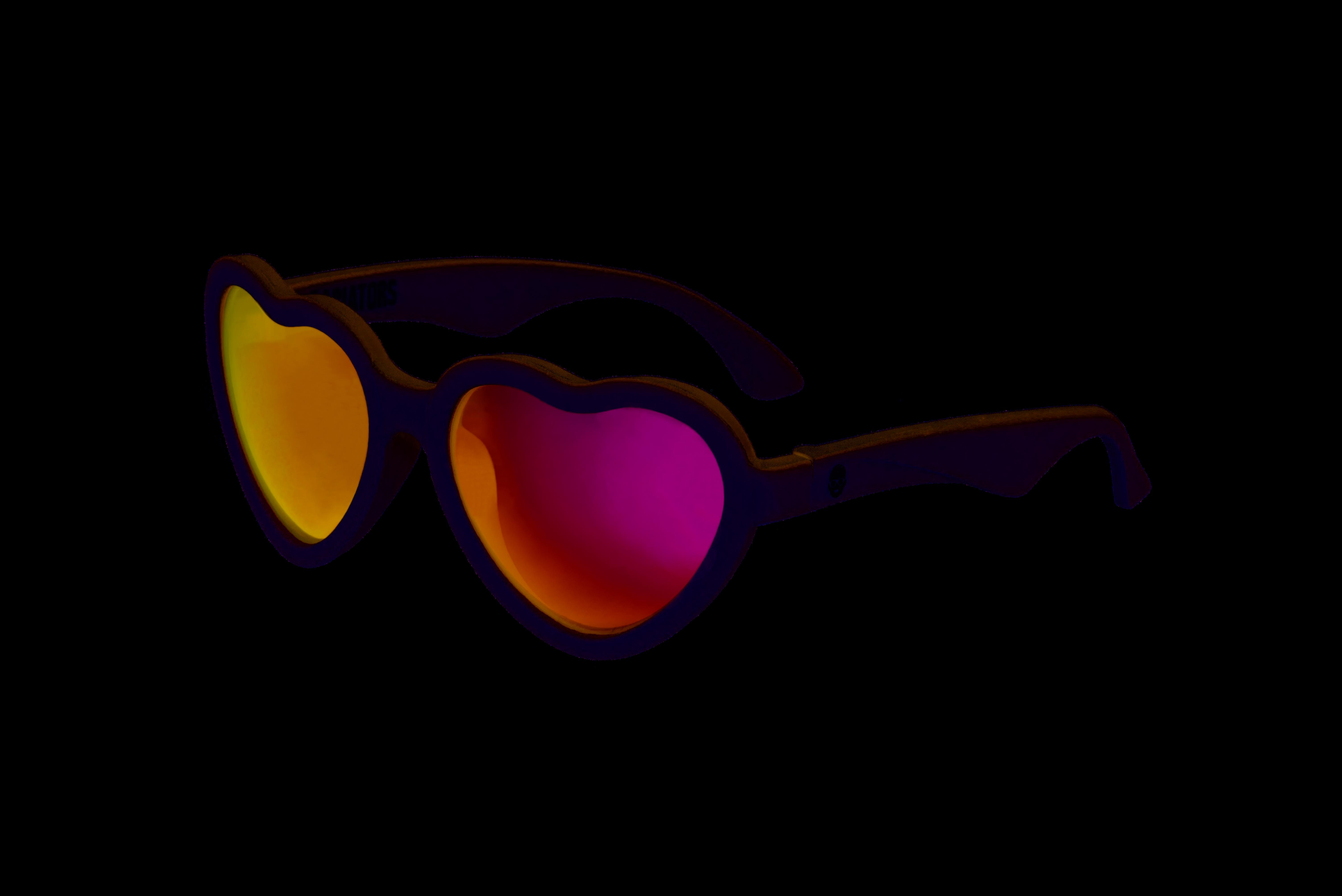 BABIATORS The Sweetheart polarizační sluneční brýle, bílé, 3-5 let