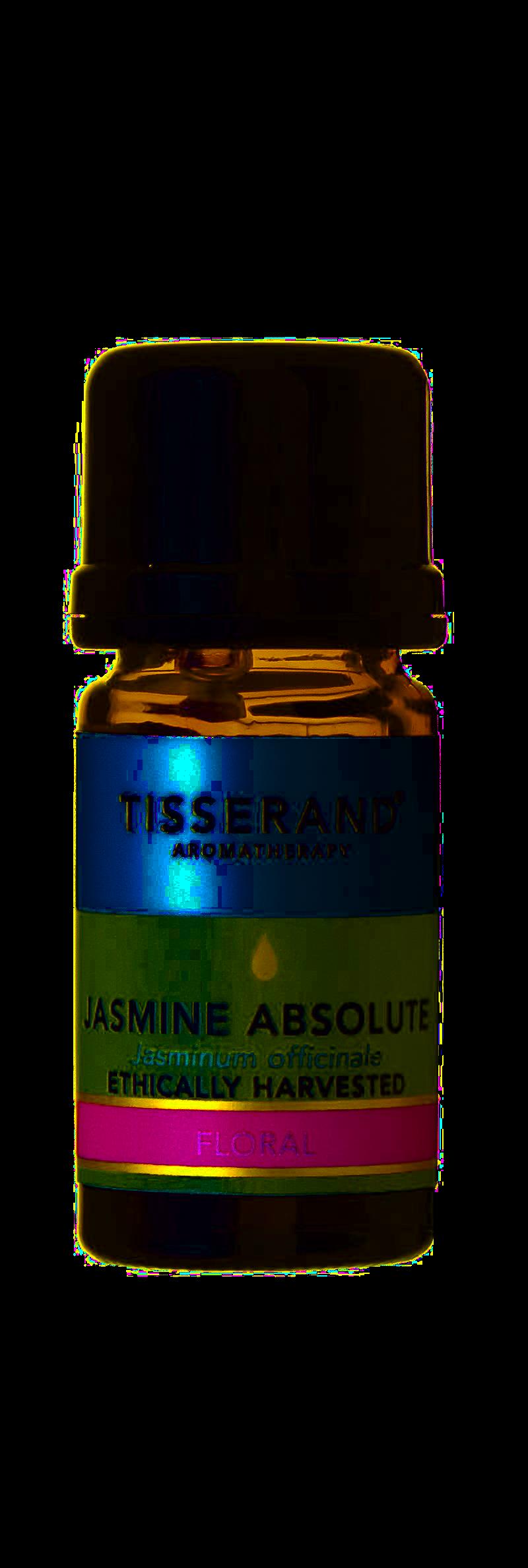 Tisserand Jasmine oil Čistý esenciální olej z jasmínu, 2 ml