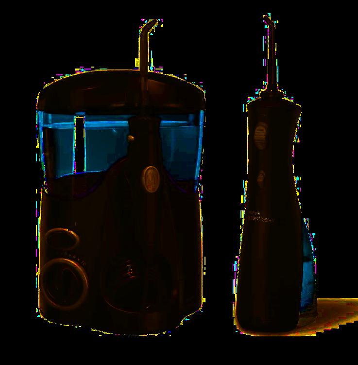 Waterpik akční sada 2 ústních sprch (WP112 + WP462)