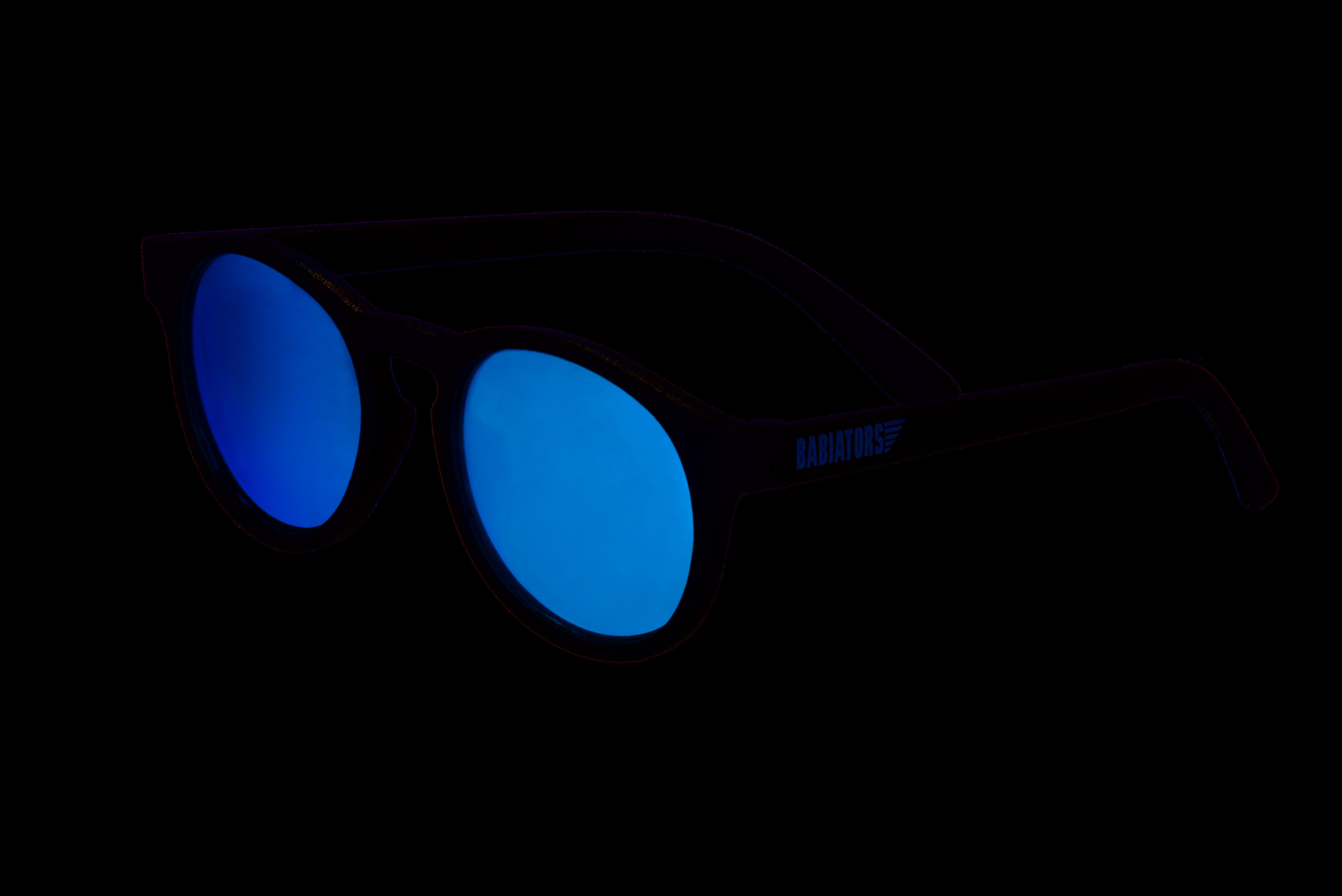 BABIATORS The Agent polarizační sluneční brýle, černé, 3-5 let