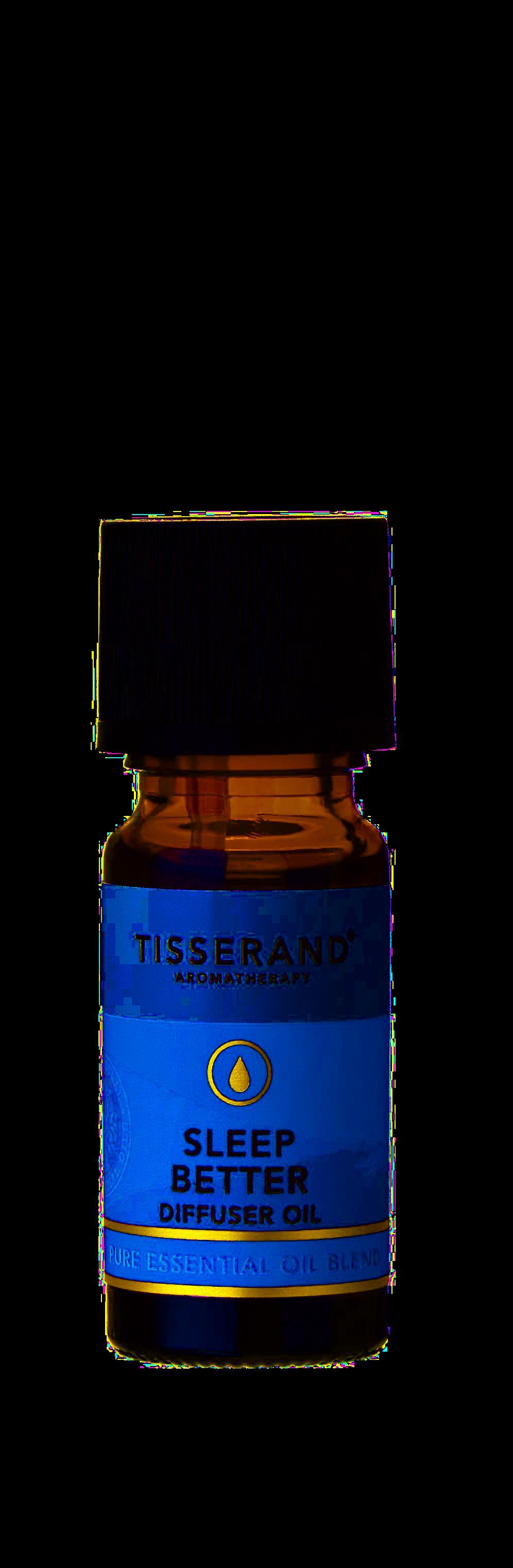 Tisserand Sleep Better uklidňující směs esenciálních olejů pro klidný spánek, 9 ml