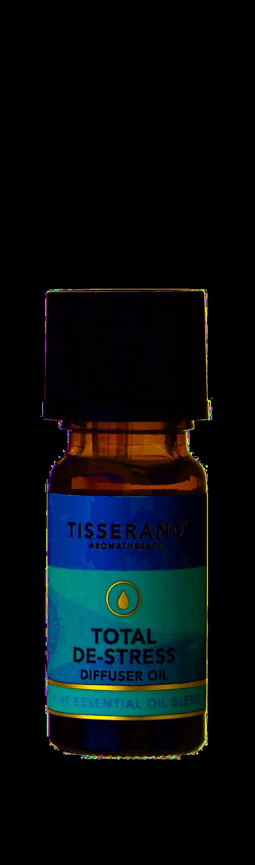 Tisserand Total De-Stress relaxační směs esenciálních olejů proti stresu, 9 ml