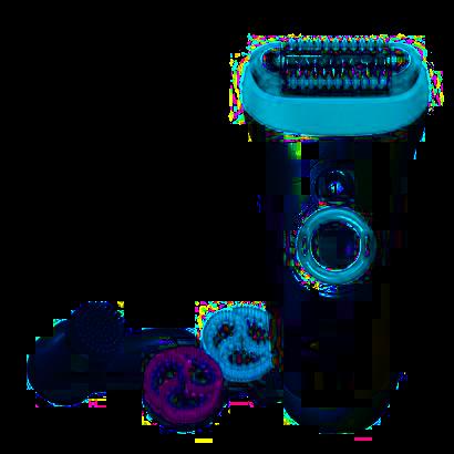 Braun Silk épil 9-969E SPA Wet Dry vodotěsný dámský epilátor